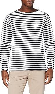Armor Lux Men's Marinière Houat Héritage Homme T-Shirt