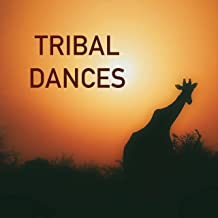 Tribal Dances - African Songs for Celebration and Dances, Deep Relaxation Tribe Drumming