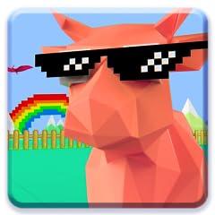 Multiplayer Online Survivor Mode. Forever alone Survivor Mode. More than 60 animal types. 9 power up types. Global leaderboard.