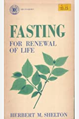 Fasting for Renewal of Life Paperback