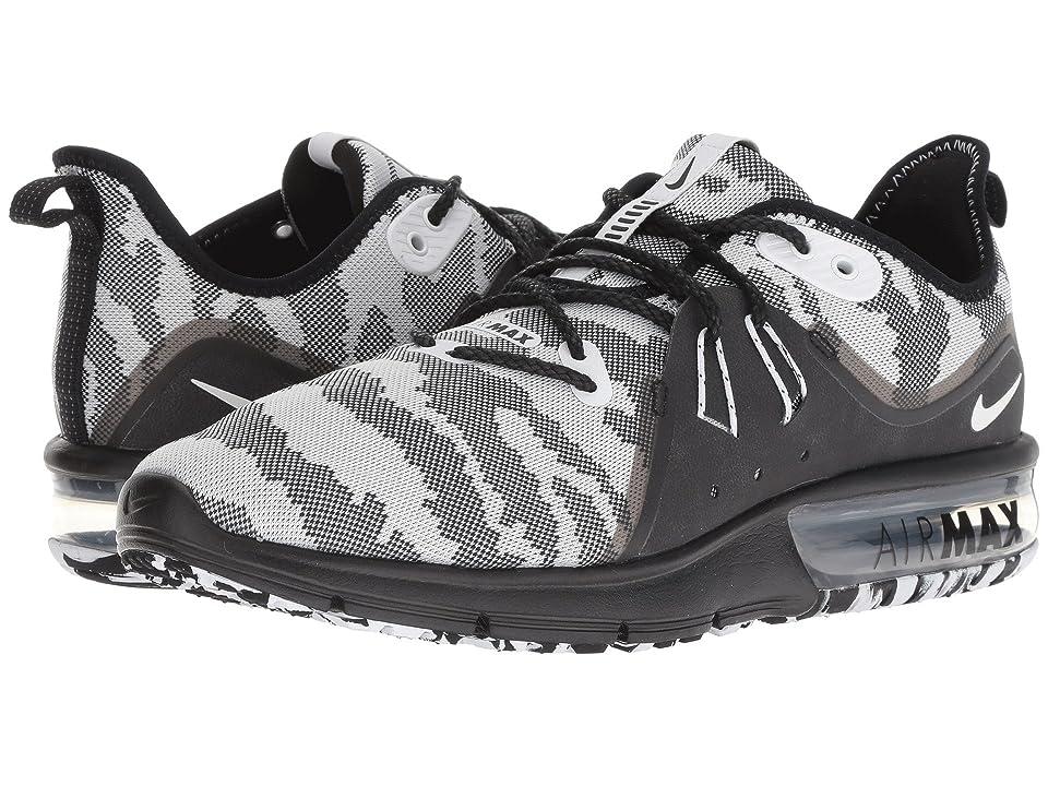 Nike Air Max Sequent 3 Premium (Black/White) Men