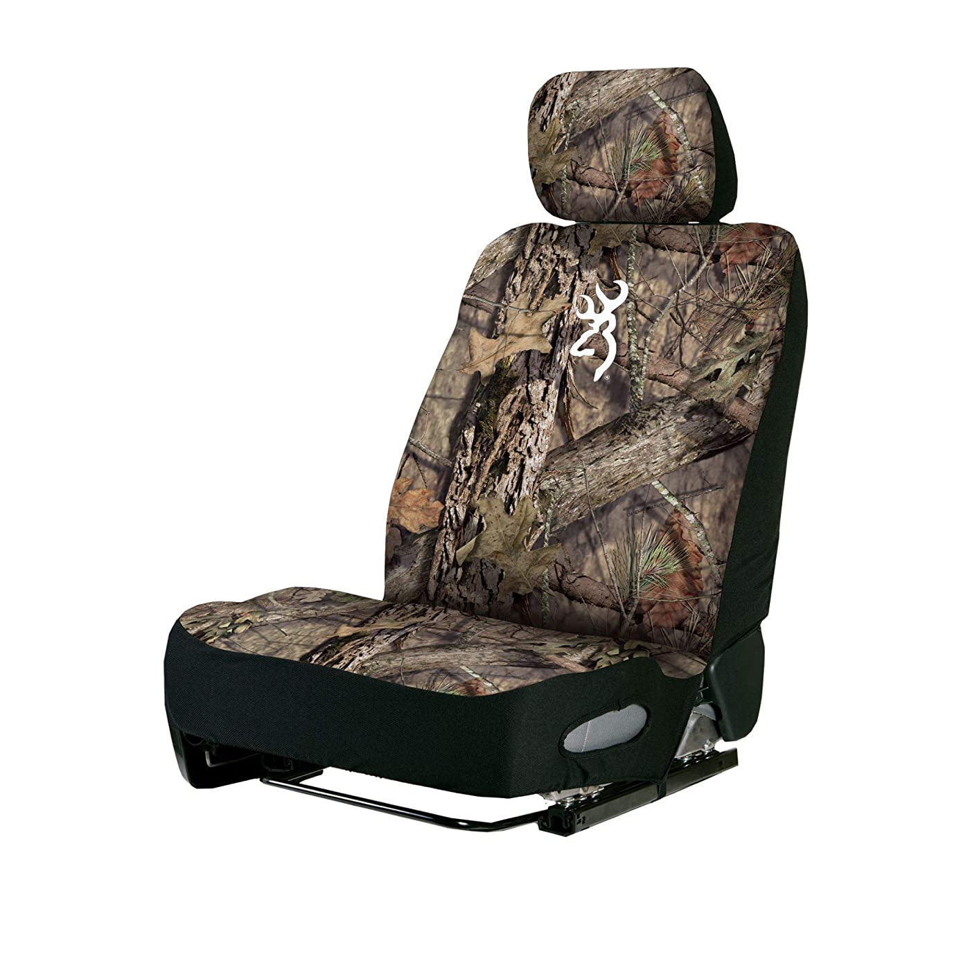 Browning Camo Seat Cover | Low Back | Neoprene | Break-Up Country | Single,