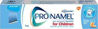 Pronamel for Children Anti-Cavity Toothpaste with Enamel Care, Mild Mint Flavour, 75mL