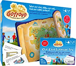 Gotrovo Bumper Edition Scavenger Hunt for Kids of All Ages – This Fun Treasure Hunt Game is Perfect Birthday Party, Play Date and Sibling Entertainment. Use Indoor, Outdoor, at Home, in The Garden