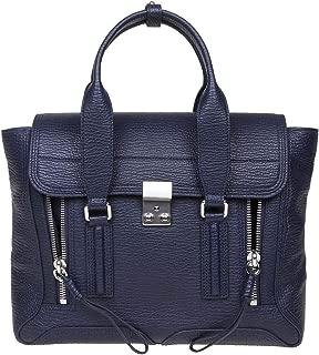 Luxury Fashion   3.1 Phillip Lim Womens AC000179SKCIN417 Blue Handbag   Fall Winter 19