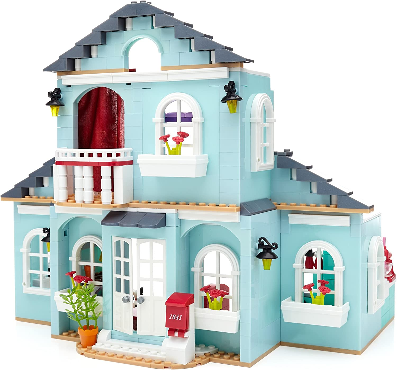 Mega Bloks American Girl Grace's 2in1 Buildable Home
