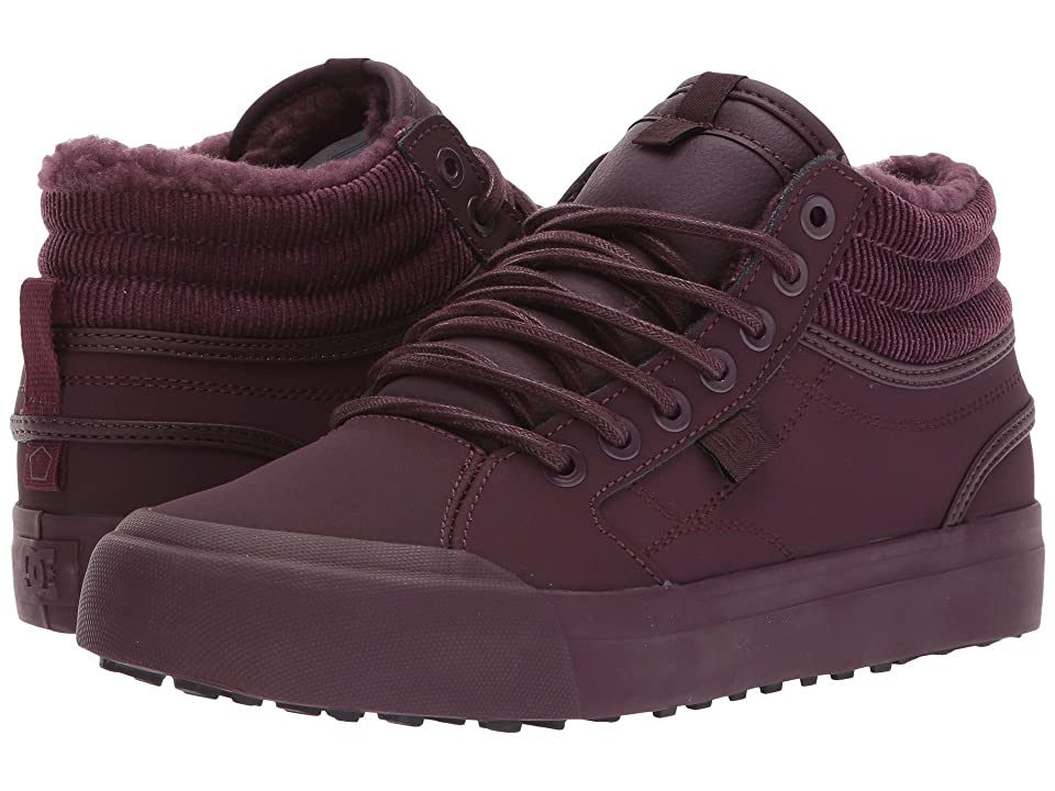 DC Evan Hi WNT (Maroon) Women