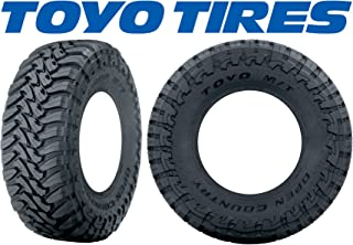 TOYO OPEN COUNTRY M/T 【 4本セット 】 (LT285/75R16 126P)