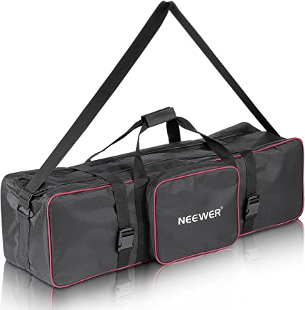 "Neewer 35""x10""x10""/90 x 25 x 25 cm Photo Studio Equipment Large Carrying Bag with Strap for Tripod Light Stand and Photography Lighting Kit(CB-05)"