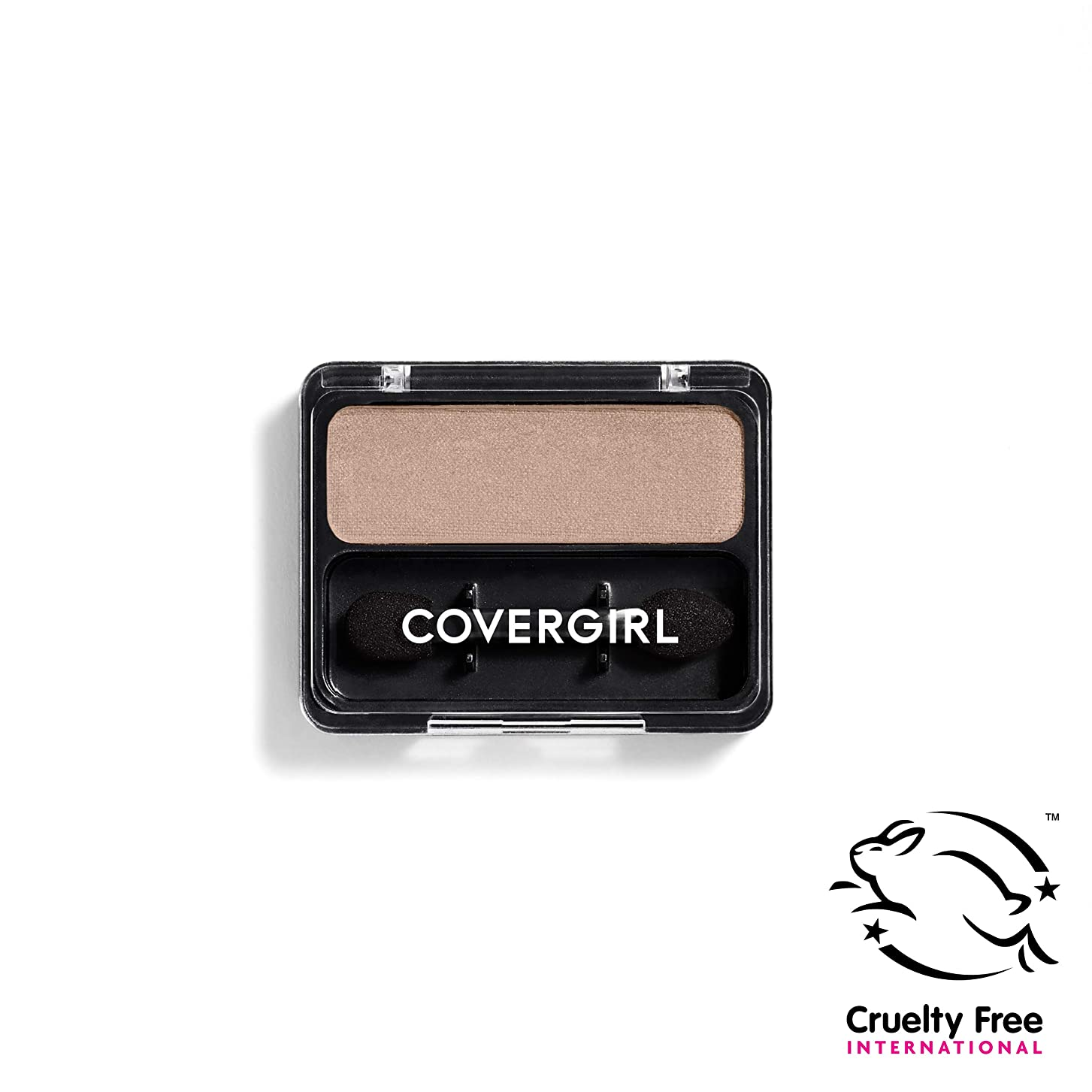 治す批判的農場COVERGIRL EYE ENHANCERS EYE SHADOW #760 TAPESTRY TAUPE