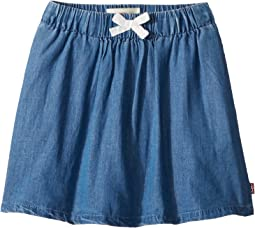 Levi's® Kids Lightweight Circle Skirt (Toddler)