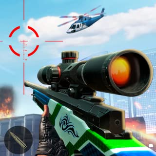 Silent sniper shooting: FPS Game