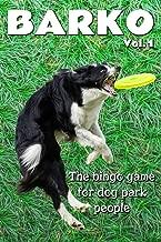 Barko Vol. 1: The bingo game for dog park people