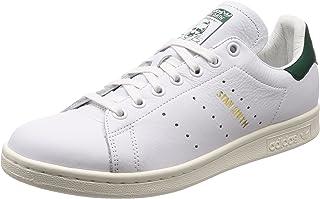 adidas Men's Stan Smith, White/Green