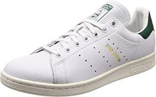 ADIDAS unisex shoes low sneakers CQ2871 STAN SMITH size 45 1-3 White green