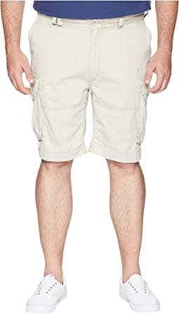 Big & Tall Vintage Chino Gellar Fatigue Shorts