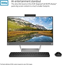 "HP 2017 Pavilion 24 Desktop 500GB SSD (Intel Core i7-7700K Processor 4.20GHz Turbo to 4.50GHz, 16 GB RAM, 500 GB SSD, 24"" ..."