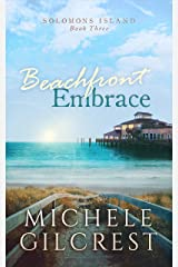 Beachfront Embrace (Solomons Island Book 3) Kindle Edition