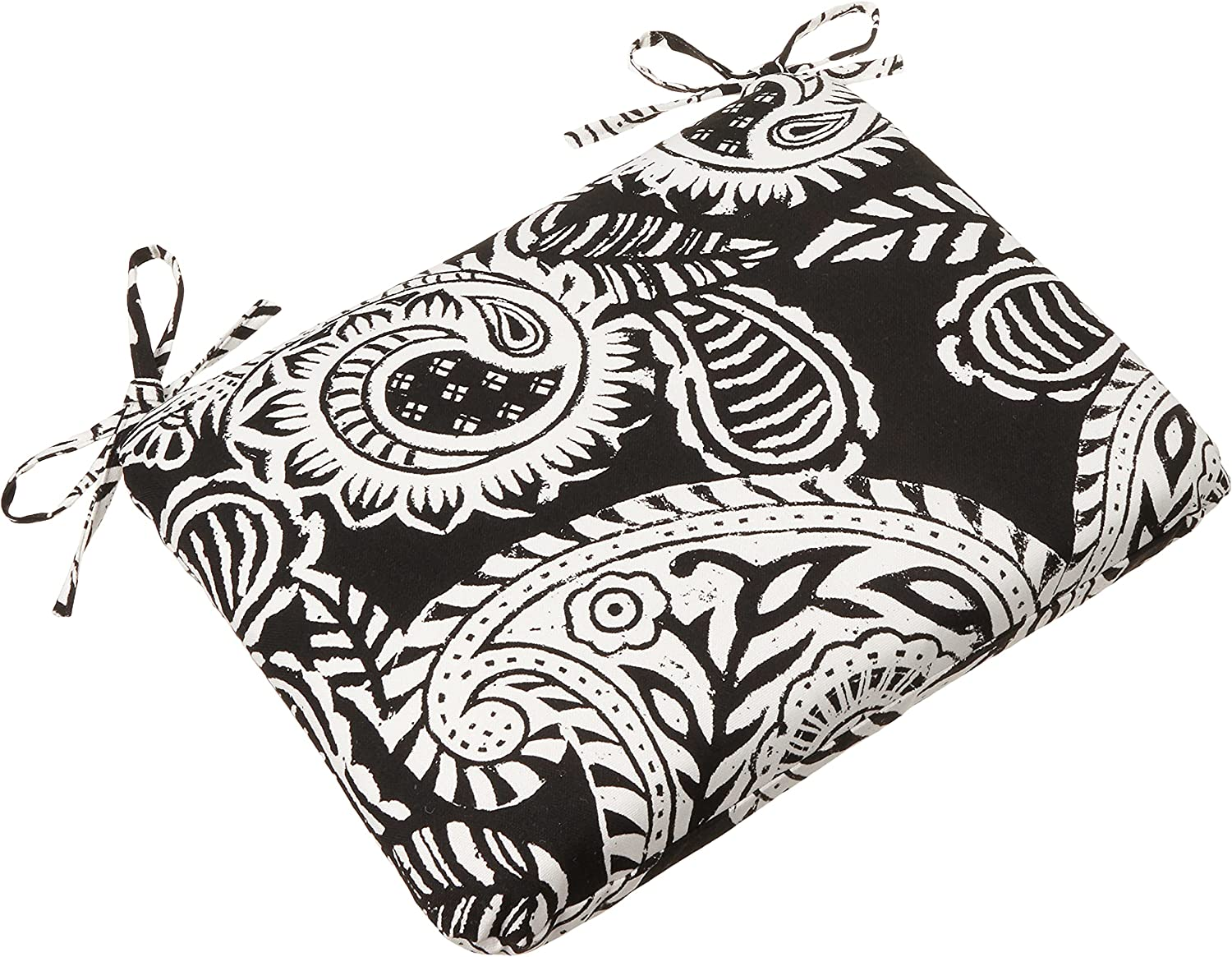 Pillow Perfect Outdoor Indoor Addie Night Round Cush 35% OFF Corner Seat New products, world's highest quality popular!