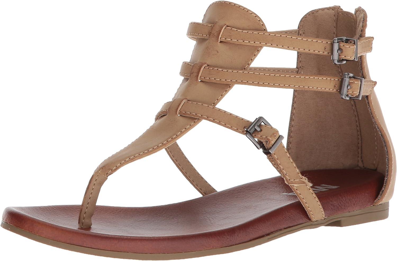 MIA Amore Women's Dashielle Flat Sandal