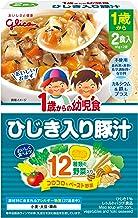格力高 1 岁以上儿童用带勾的猪汁×5 盒