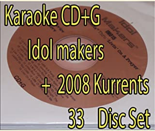 (Ship from USA) KARAOKE 2008 Kurrents + Idol Maker OVER 620 SONGS OLD AND NEW Songs+ bonus!! .PACKNO-GJOWH712BF5979