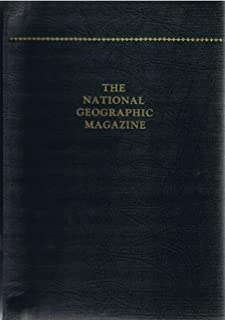 The National Geographic Magazine Binder from September 1926 to April 1927 NO.303