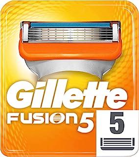 Gilette Fusion5 Razor 5 Blades for Men