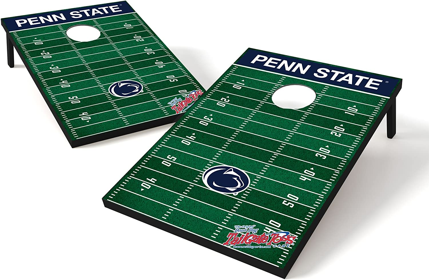 Today's only Wild Sports NCAA 25% OFF 2' x 3' Bag Field Game Football Cornhole Toss