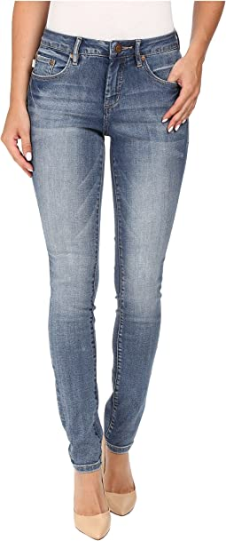 Jag Jeans Sheridan Skinny Capital Denim in Dockside