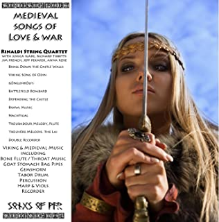 Medieval Songs of Love and War
