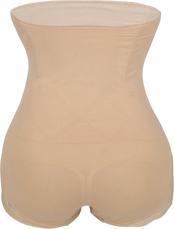 DODOING Women Butt Lifter Tummy Control Shapewear High Waist Cincher Trainer Panties Body Shaper