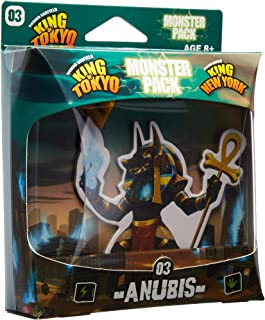 IELLO 51531 King of Tokyo and King of New York: Anubis Monster Toy