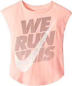 We Run This Modern Short Sleeve Tee (Toddler)