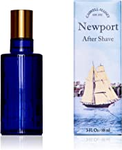 product image for Caswell-Massey Newport After Shave – Soothing Aftershave Infused With Scents of Sandalwood, Citrus, and Cedar Made In USA, 3 Ounces