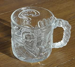 Batman Forever Two-Face Glass Mug 1995 McDonald's