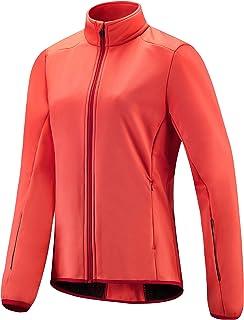 SNOTEK Women's Softshell Jacket, Water Resistant, Windproof Active Jacket