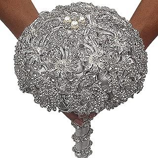Best diamond wedding bouquet Reviews