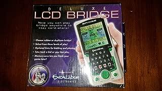 Excalibur LCD Bridge Handheld Bridge Deluxe with Large LCD Screen