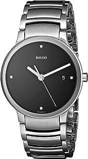 Rado Centrix Jubile Watch for Men - Analog Stainless Steel Band - R30927713