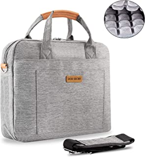 Laptop Cases Tablet bag Briefcase Shoulder Messenger Carrying Handbag Women Men