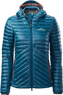 Kathmandu Flinders Lightweight Water-Repellent Warm Women's Down Puffer Jacket