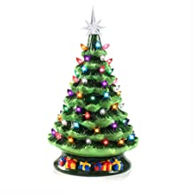 Best pottery christmas tree lamp Reviews