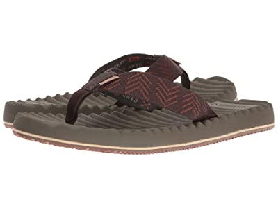 Freewaters Treeline (Brown/Olive) Men
