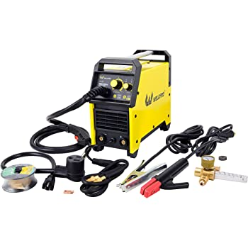 MIG155GSV 155 AMP INVERTER MIG/STICK ARC WELDER WITH DUAL VOLTAGE 220V/110V welding machine