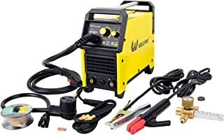 Weldpro 155 Amp Inverter MIG/Stick Arc Welder with Dual Voltage 220V/110V welding
