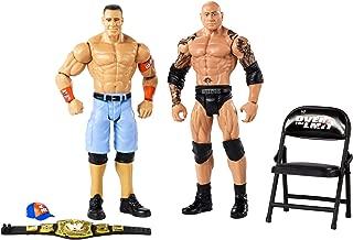 WWE Hall of Champions John Cena vs. Batista Action Figures, 2 Pack