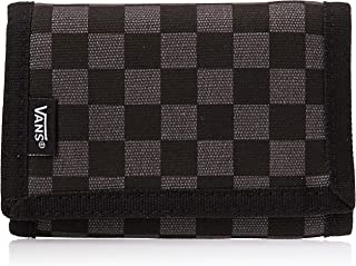 VANS Unisex-Adult Wallets, Black/Gunmetal Grey - VAEJA