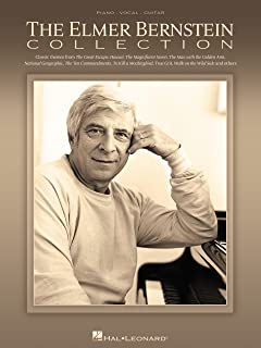 The Elmer Bernstein Collection Songbook (English Edition)