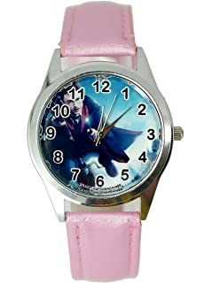 TAPORT Harry Potter Quartz Watch Leather Band + Spare Battery + Gift Bag
